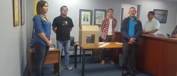 Inició la jornada electoral presidencial 2018 para la segunda vuelta en el Consulado de Colombia en San Juan