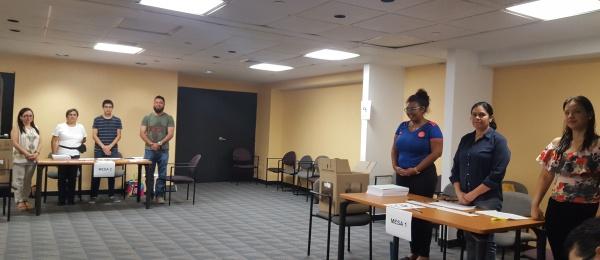 Consulado de Colombia en San Juan concluyó la Consulta Anticorrupción 2018